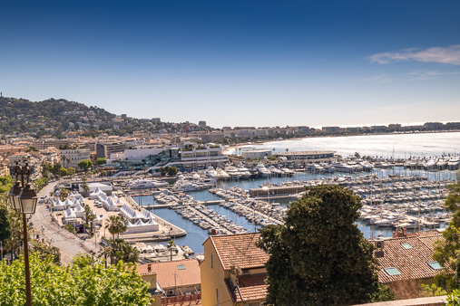Cannes, events calendar 2020